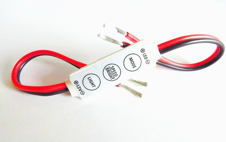 Задние Диммер для светодиодной ленты своими руками